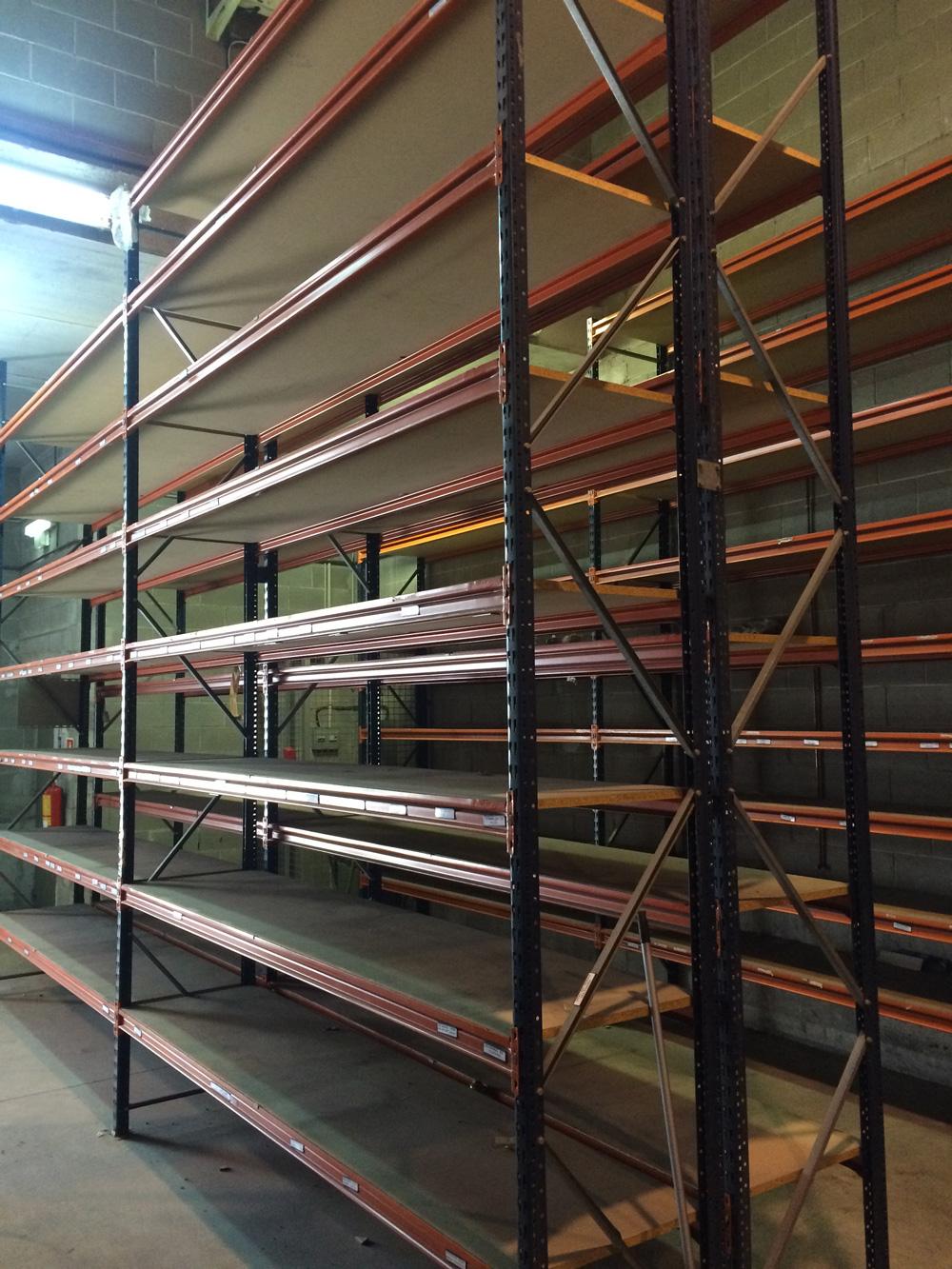 Nuestra experiencia en montaje de estanter as met licas for Montaje de estanterias metalicas